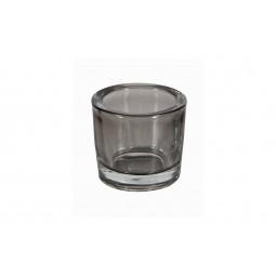 świecznik na tealight szary (3szt)