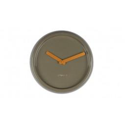 Zegar ceramiczny zielony