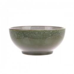 Ceramiczna salaterka 70's rozmiar M: trawa