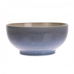 Ceramiczna salaterka 70's rozmiar L: ocean