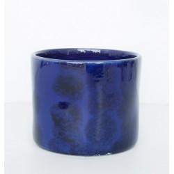 UNC ręcznie robiona doniczka Costa azul