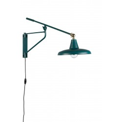 Lampa ściennna Hector kolor morski