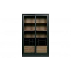James cabinet wood black [fsc]