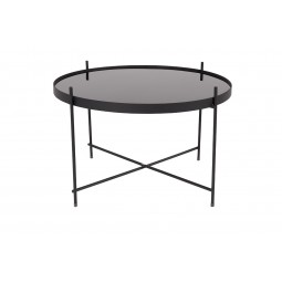 stolik CUPID czarny duży
