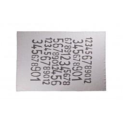 Narzuta DICE szara 130x170cm