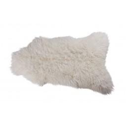 Skóra owcza biała 110x60cm