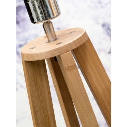 Podstawa do lampy podłogowej Everest 4-nożnej, bambus 50x127cm, naturalny