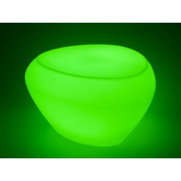 Stolik/ podnóżek TEASER LED