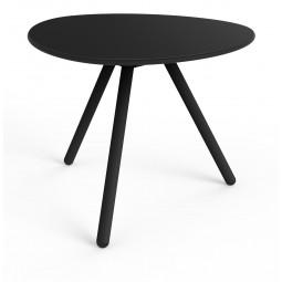 Stolik Little Low Alowha 60cm rama w kolorze czarnym