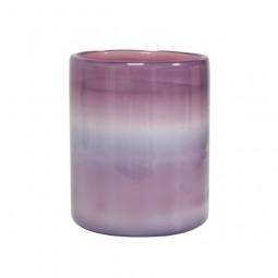Świecznik na tealight fioletowy