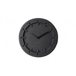 Zegar PULP TIME okrągły czarny