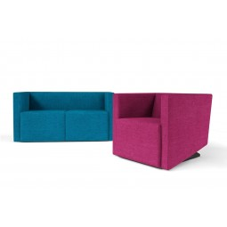 Plains sofa 2 osobowa
