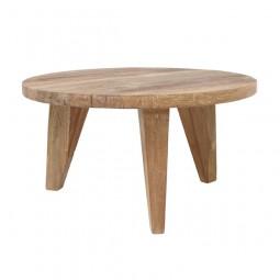 Stolik kawowy M z drewna tekowego - HK Living