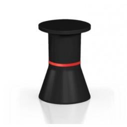 Stołek/stolik PA czarny - różne wykończenia