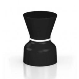 Stołek/stolik KO black - różne wykończenia