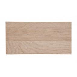 Próbka drewna dębowego naturalnego 10x25 - Woood