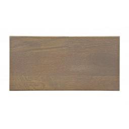 Próbka drewna dębowego zmatowiona 10x25 - Woood