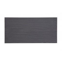 Próbka drewna sosnowego szczotkowanego stalowy szary 10x25 - Woood
