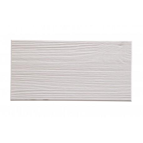 Próbka drewna sosnowego szczotkowanego biały 10x25 - Woood