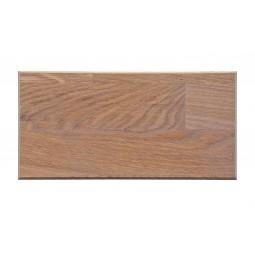 Próbka drewna dębowego olejowany na szaro 10x25 - Woood