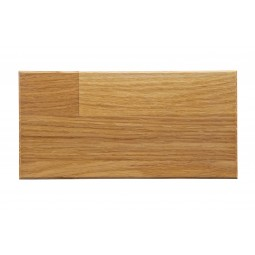 Próbka drewna dębowego olejowany naturalnie 10x25 - Woood
