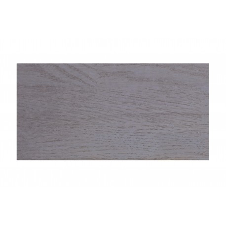 Próbka drewna dębowego olejowany na tytan 10x25 - Woood