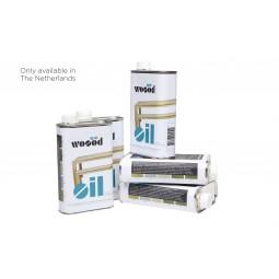 Olej biały 400ml - Woood