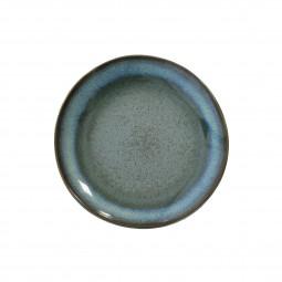 Ceramiczny talerz deserowy 70's moss