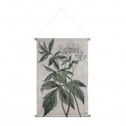 Dekoracja ścienna Botanika L