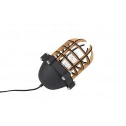Lampa podłogowa NAVIGATOR czarna