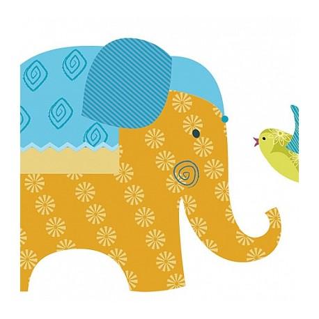 Khroma Kidzzz Elephant naklejka