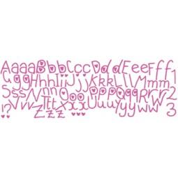 Khroma Kidzzz Alphabet naklejka