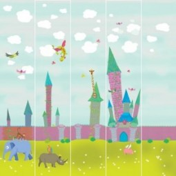 Khroma Kidzzz Theme Castle