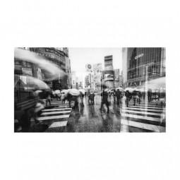 Plakat Tokyo na plexibond