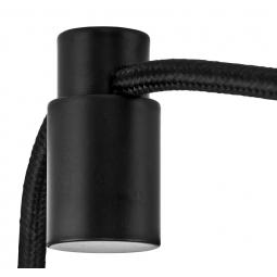 Uchwyt do kabla - czarny