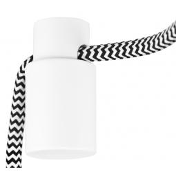 Uchwyt do kabla - biały