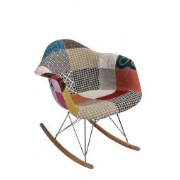 Krzesło P018 RAR patchwork kolorowy