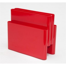 Gazetnik BS01 czerwony