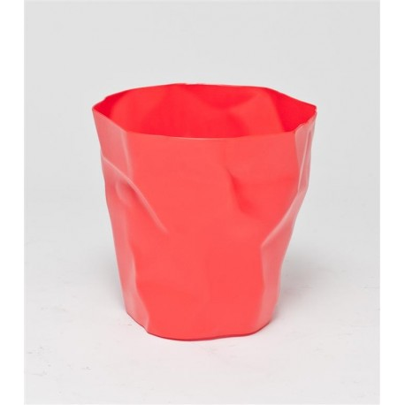 """Kosz na śmieci """"Papier"""" czerwony"""