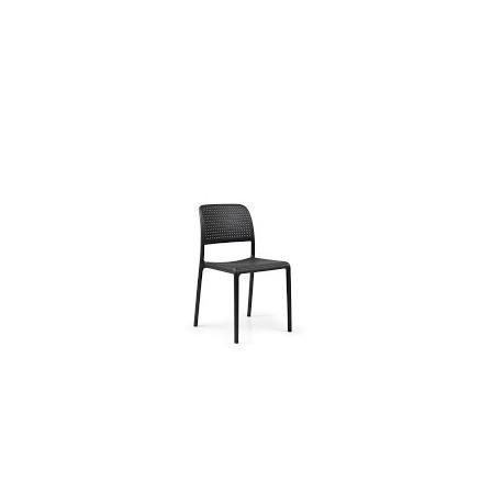 Krzesło Bora czarne