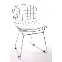 Krzesło dziecięce Harry Junior biała poduszka