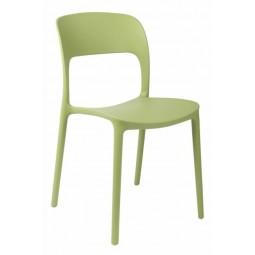 Krzesło Flexi zielone
