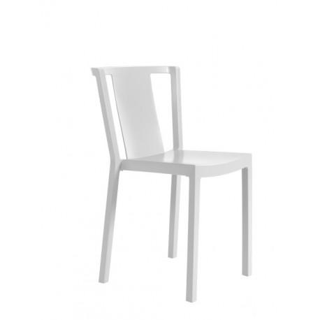 Krzesło Neutra białe