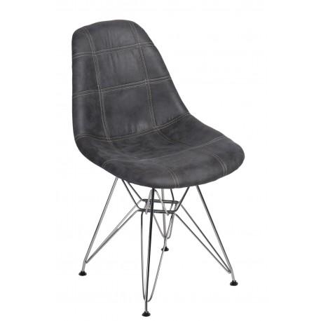 Krzesło P016 DSR Pico grafitowe