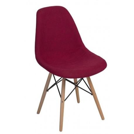 Krzesło P016W Duo czerwono szare