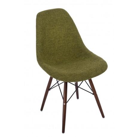 Krzesło P016W Duo ziel. szare /dark