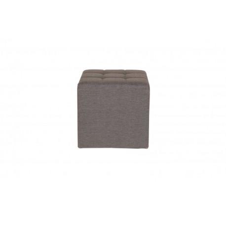Podnóżek TIJMEN 45x45cm taupe