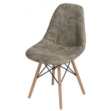 Krzesło P016W Pico oliwkowe