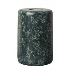 UNC Świecznik marmurowy zielony