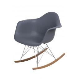 Krzesło P018 RR PP dark grey insp. RAR